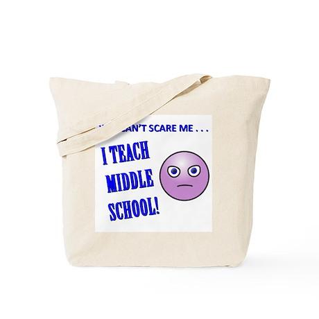 Middle School Teacher's Tote Bag