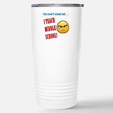 Middle School Teacher's Travel Mug