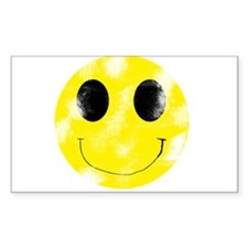 Vintage Smiley Face 1 Decal