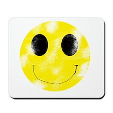 Vintage Smiley Face 1 Mousepad