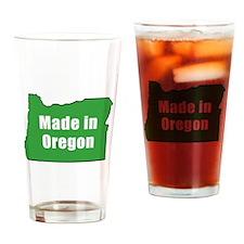 Cute Oregonian Drinking Glass