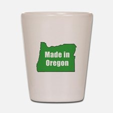 Cute Oregonians Shot Glass