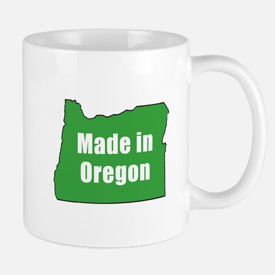 Funny Oregonian Mug