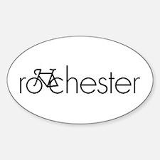 Bike Rochester Decal