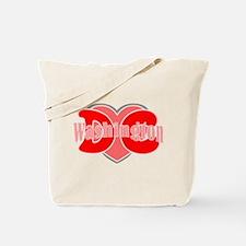 I love Washington DC Tote Bag
