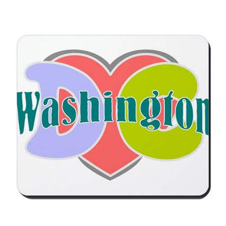 Washington D.C Mousepad