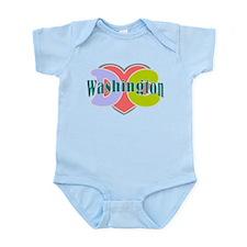 Washington D.C Infant Bodysuit