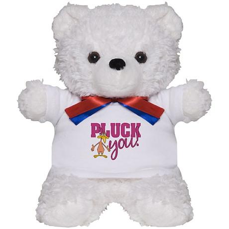 Pluck You Teddy Bear