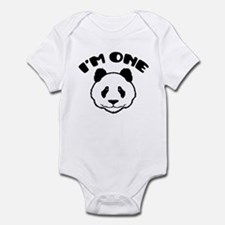 Cute 1 Year Old Infant Bodysuit