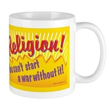 Religion. You Can't Start a War Without It-Small Small Mug