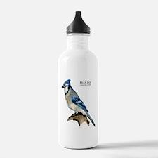 Blue Jay Water Bottle