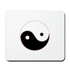 Yin and Yang Tao Gifts Mousepad