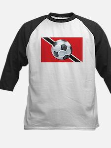 Trinidad & Tobago Soccer Kids Baseball Jersey