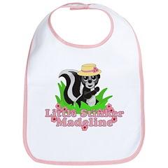 Little Stinker Madeline Bib
