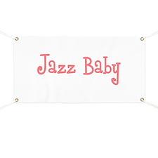 Jazz Baby Banner