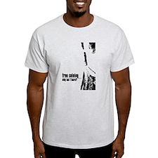 free soloing T-Shirt