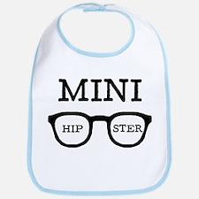 'Mini Hipster' Bib
