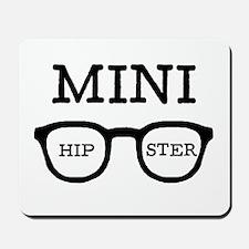 'Mini Hipster' Mousepad
