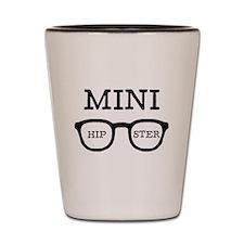'Mini Hipster' Shot Glass
