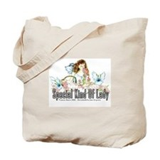 Special Lady Tote Bag