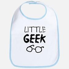 'Little Geek' Bib