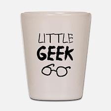 'Little Geek' Shot Glass