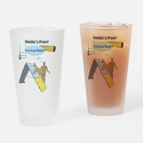 Handler Prayer - Touch Drinking Glass
