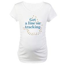 Line On Tracking Shirt
