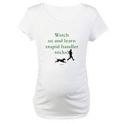 Stupid Handler Tricks Shirt