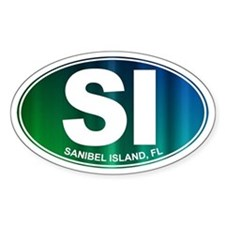 Sanibel Island, FL - Decal