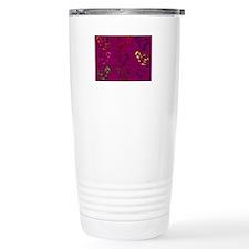 A Little Squirrely Purple Travel Mug