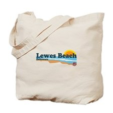 Lewes Beach DE - Beach Design. Tote Bag