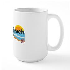 Lewes Beach DE - Beach Design. Mug