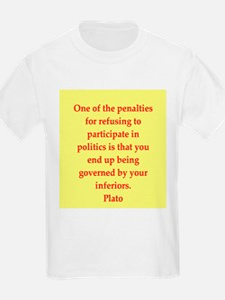 Wisdom of Plato T-Shirt