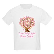 Support The Fight Breast Cancer T-Shirt