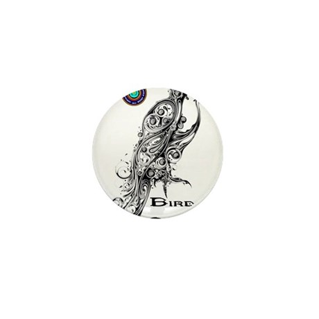 Bird Clan Mini Button (10 pack)