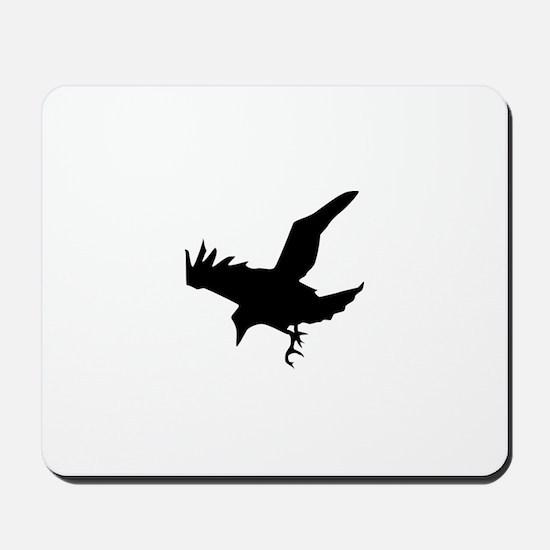 Black Crow Mousepad