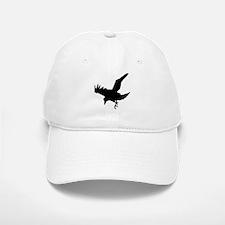 Black Crow Baseball Baseball Cap