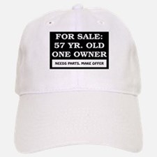 For Sale 57 Year Old Birthday Baseball Baseball Cap