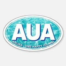 ARUBA - Bumper Stickers