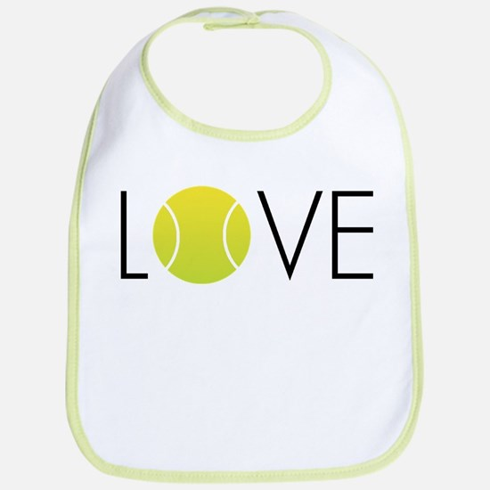 Tennis LOVE ALL Bib
