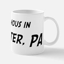 Famous in Lancaster Mug