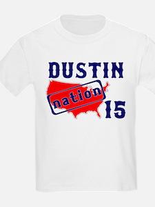 Dustin Nation 15 T-Shirt