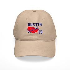 Dustin Nation 15 Baseball Cap