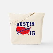 Dustin Nation 15 Tote Bag