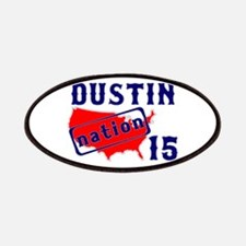 Dustin Nation 15 Patch