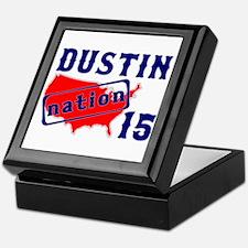 Dustin Nation 15 Keepsake Box