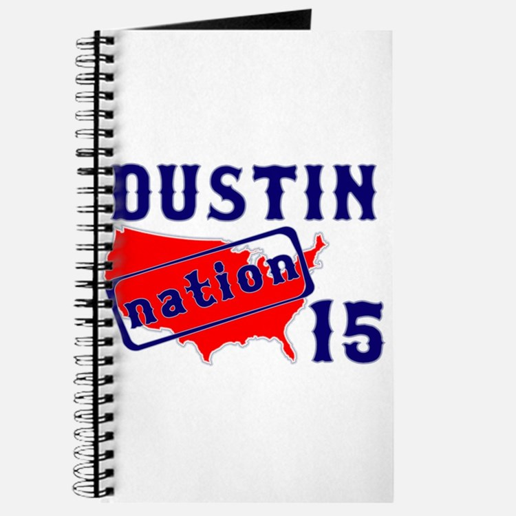 Dustin Nation 15 Journal