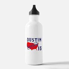 Dustin Nation 15 Water Bottle