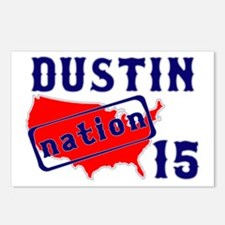Dustin Nation 15 Postcards (Package of 8)